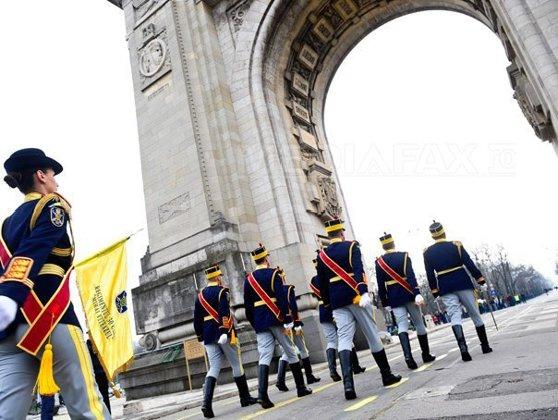 Imaginea articolului Studenţii români care învaţă în străinătate sărbătoresc Ziua României pe trei continente