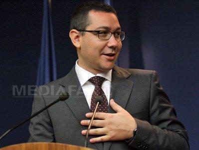 Cinci reclamaţii privindu-i pe Ponta şi Marga, transmise prin e-mail