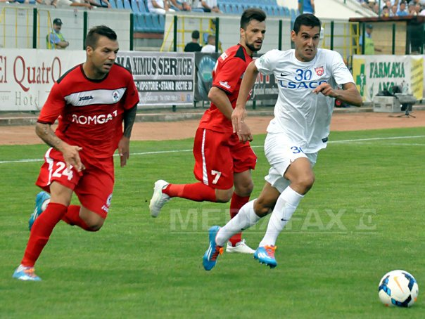 FC Botosani - Gaz Metan Medias, scor 0-3, �n Liga I