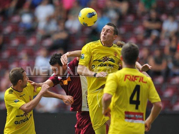CFR Cluj - Ceahlaul Piatra Neamt, scor 4-0, �n Liga I