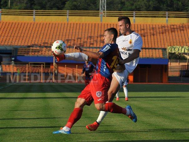 ASA T�rgu Mures a �nvins Ceahlaul Piatra Neamt, scor 4-1, �n Liga I