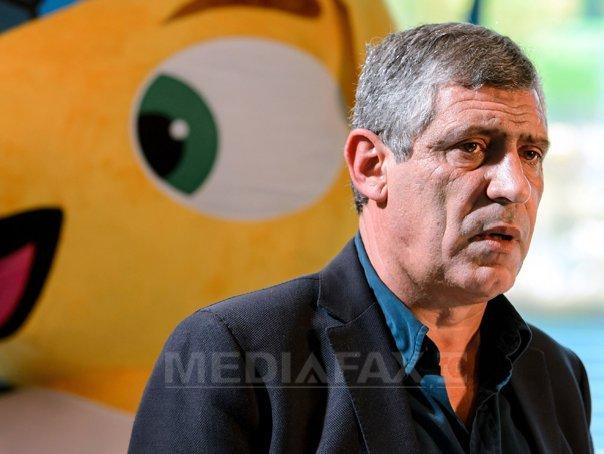 Antrenorul Fernando Santos, suspendat de FIFA opt meciuri
