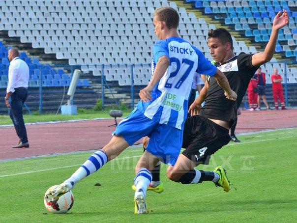 CS Universitatea Craiova - FC Viitorul, scor 2-2, �n Liga I