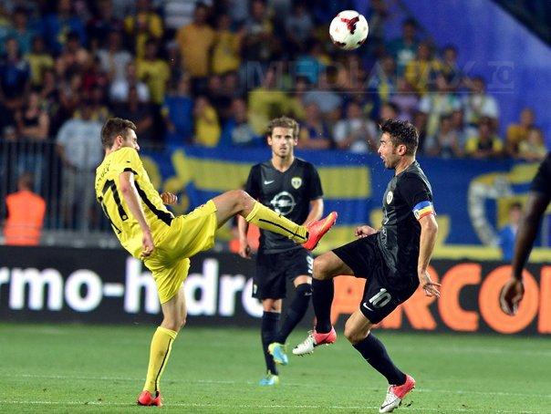 Petrolul Ploiesti �nvinsa de Dinamo Zagreb, scor 3-1, �n play-off-ul Ligii Europa