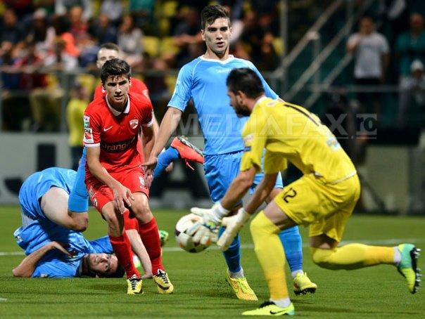 Concordia Chiajna - Dinamo, scor 0-0, �n Liga I