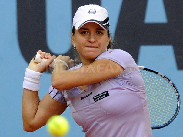 Alexandra Dulgheru, �nvinsa greu de Maria Şarapova la US Open