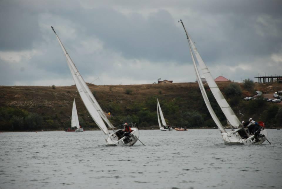C�stigatorii Samsung Romania Cup la yachting se vor decide dupa Regata Callatis din 30-31 august