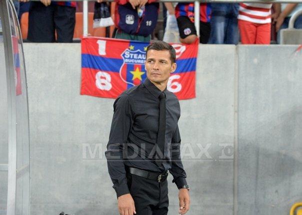Antrenorul echipei Steaua, dupa victoria din meciul cu FC Viitorul: Noi ne-am facut meciul greu, pentru ca am avut oportunitati de a c�stiga mai clar