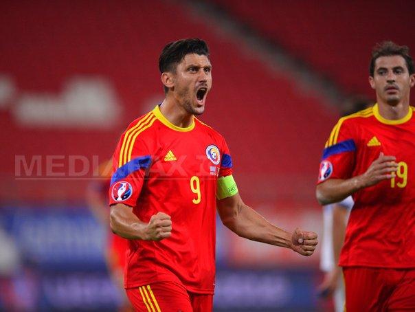 Grecia - Rom�nia, SCOR 0-1, �n preliminariile Campionatului European de fotbal din 2016 - FOTO