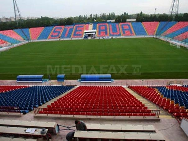 Steaua Bucuresti - Gaz Metan Medias, scor 3-1, �n Liga I