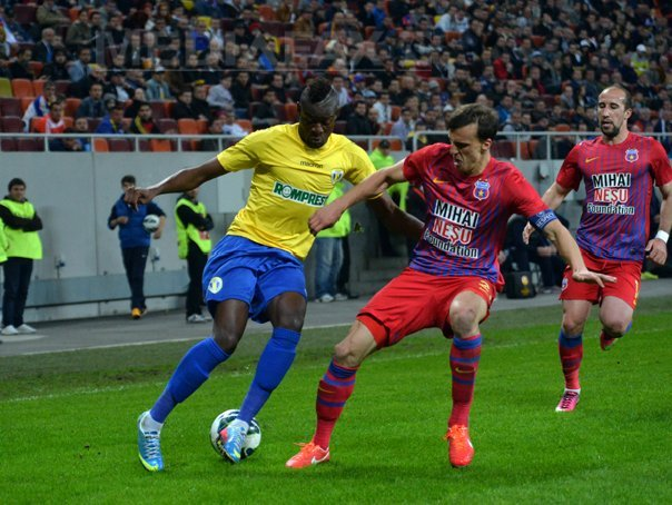 Steaua a �nvins Petrolul Ploiesti, scor 3-2, �n Liga I