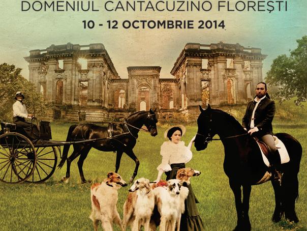 Karpatia Horse Trials, competitie ecvestra pe domeniul Cantacuzino din Floresti