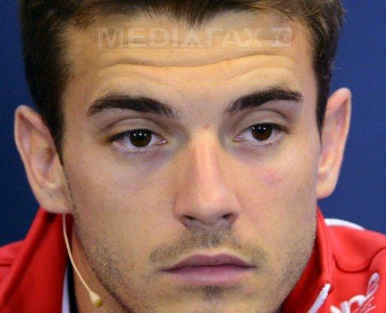 Jules Bianchi, transportat inconstient la spital dupa un accident suferit la Marele Premiu al Japoniei. Pilotul a fost operat de urgenta - FOTO