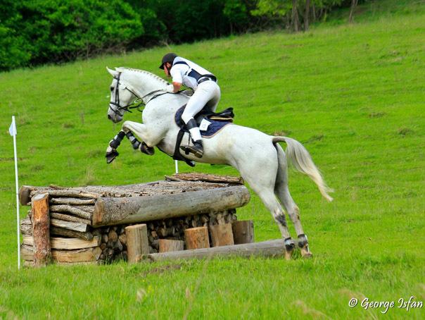 Au mai ramas cinci zile p�na la Karpatia Horse Trials, prima competitie ecvestra din Rom�nia care se desfasoara pe un domeniu nobiliar, Domeniul Cantacuzino din Floresti