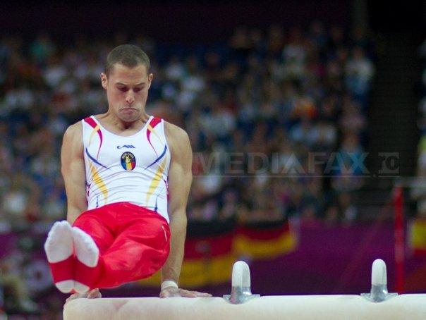 CM de gimnastica: Bataga, locul 19 �n finala la individual-compus. Uchimura - campion mondial a cincea oara