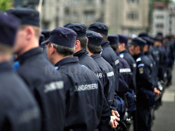 Peste 3.000 de jandarmi vor asigura masurile de ordine la meciul Rom�nia-Ungaria