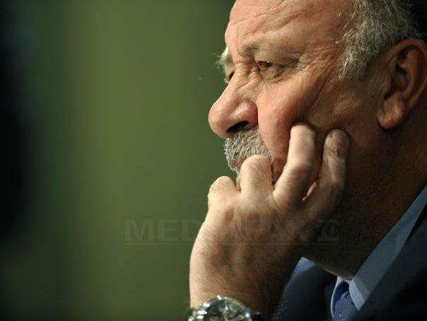Del Bosque vrea sa plece de la nationala Spaniei dupa Euro-2016