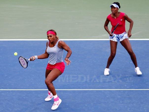 Presedintele federatiei ruse de tenis, sanctionat pentru insulte la adresa surorilor Williams