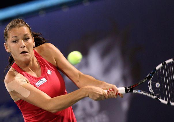 Radwanska a �nvins-o pe Kvitova, la Turneul Campioanelor
