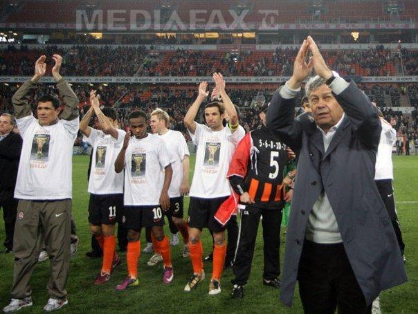 Şahtior Donetk, echipa cu cele mai multe goluri marcate �ntr-o repriza �n LC