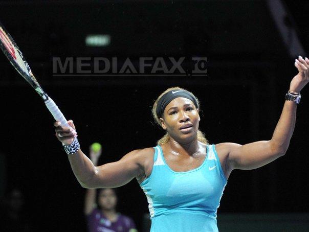 Serena Williams, dupa �nfr�ngere: Simona Halep a jucat extraordinar