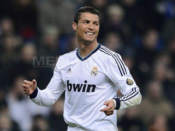 Cristiano Ronaldo, aproape de recordul de goluri �n Liga Campionilor