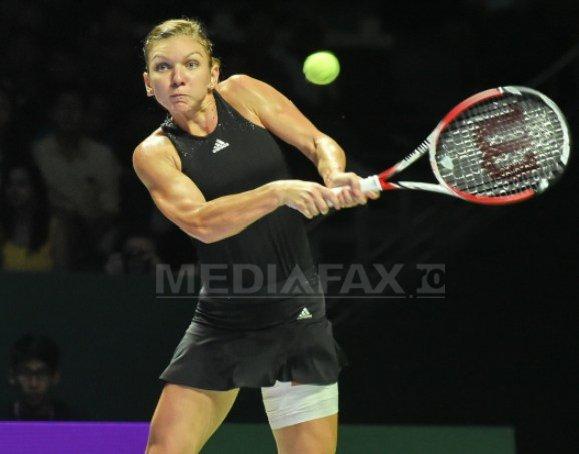 FINALA Turneului Campioanelor - Simona Halep, �nvinsa de Serena Williams, scor 3-6, 0-6: