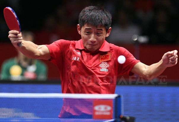 Zhang Jike, c�stigator al Cupei Mondiale la tenis de masa, privat de premiul �n bani