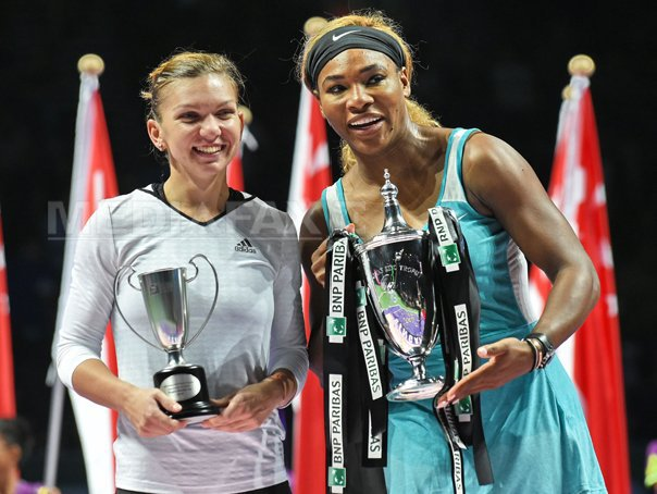 Simona Halep: Serena Williams mi-a spus ca vrea sa faca o poza cu viitorul numar 1 mondial