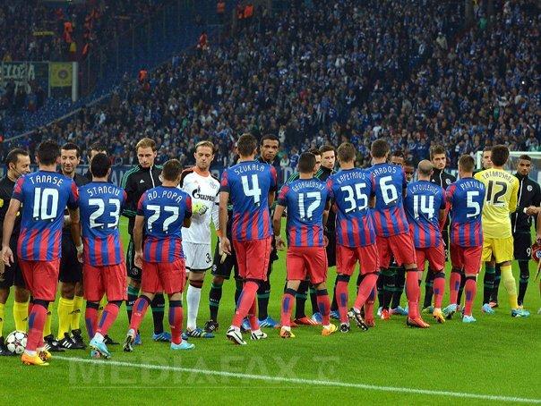 Site oficial FC Steaua: Campioana a pierdut meciul cu cu ASA T�rgu Mures �n urma unui arbitraj scandalos