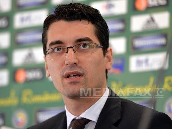 Presedintele FRF: Arbitrul Istvan Kovacs va sta etape bune pe banca