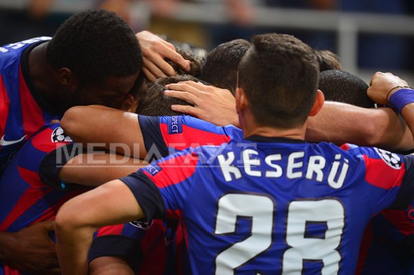 Steaua a �nvins CSMS Iasi, scor 1-0, si s-a calificat �n sferturile Cupei Rom�niei