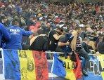 Imaginea articolului Sancţiuni UEFA după incidentele de la meciul cu Ungaria: Amendă şi un sector al Arenei Naţionale închis la partida România - Irlanda de Nord