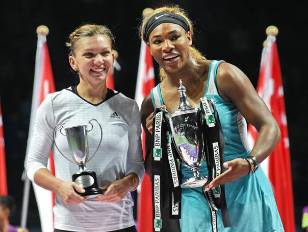 WTA: Serena Williams - jucătoarea anului, Halep - locul 1 �n opţiunile fanilor