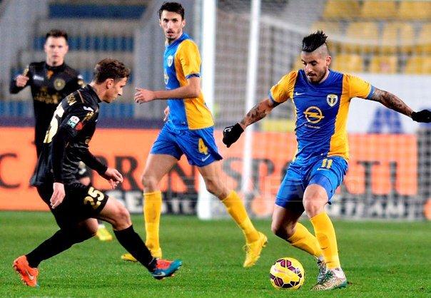 Petrolul Ploiesti - ASA T�rgu Mures, scor 2-0, �n Liga I