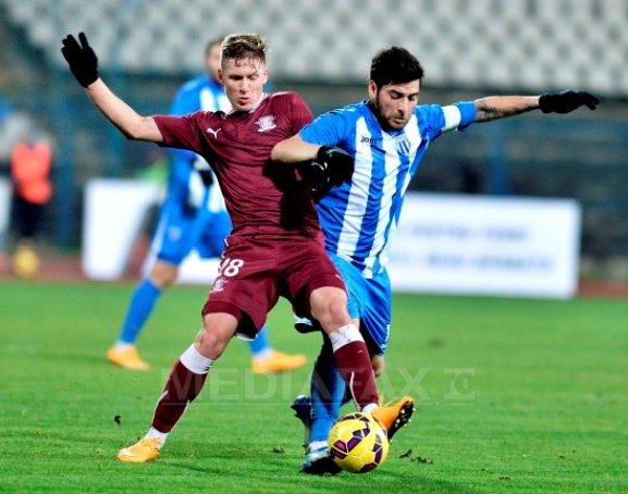 CS Universitatea Craiova - Rapid Bucuresti, scor 2-0, �n Liga I