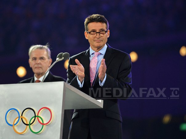 Sebastian Coe va candida la preşedinţia IAAF