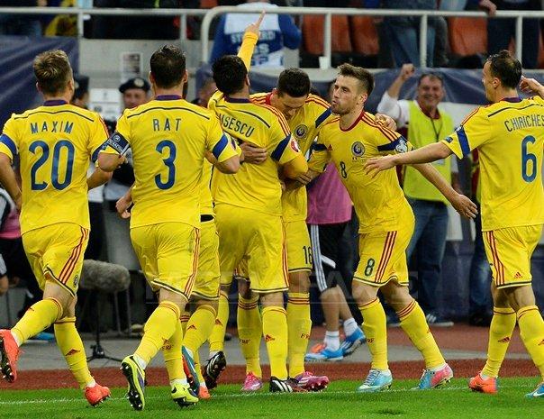 Rom�nia, locul 15, cea mai bună clasare �n ierarhia FIFA din ultimii şase ani