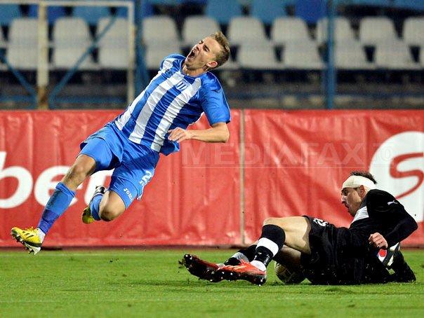 Suspendarea lui Alin Şeroni a fost redusa de la 16 meciuri la unul