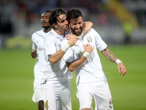 Astra a �nvins FC Viitorul, scor 3-1, si s-a calificat �n semifinalele Cupei Ligii