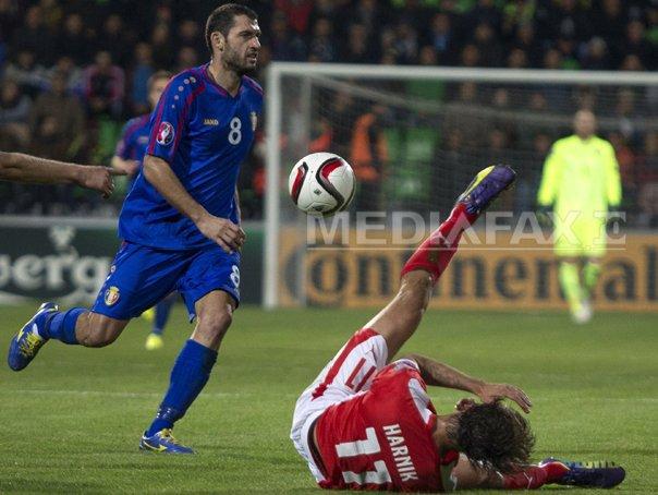 Artur Ionita a fost desemnat cel mai bun fotbalist din Republica Moldova