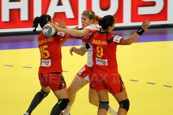 Rom�nia, locul 9 la Campionatul European de handbal feminin. Norvegia, Spania, Muntenegru si Suedia, semifinaliste
