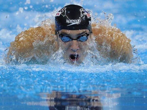 Phelps a fost condamnat la un an de �nchisoare cu suspendare pentru conducere �n stare de(...)