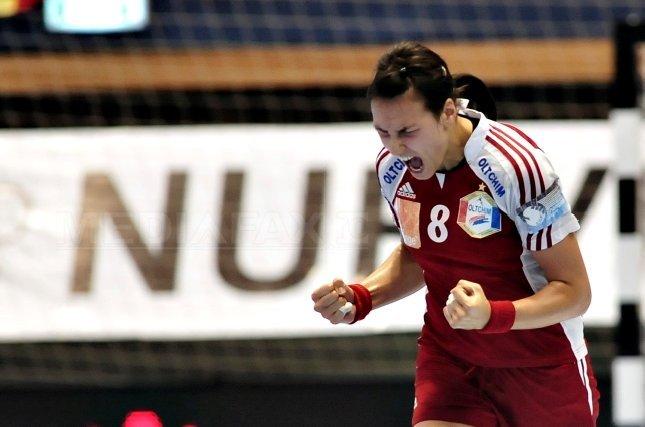 Cristina Neagu, cel mai bun inter st�nga, �n All Stars Team la Campionatul European de handbal