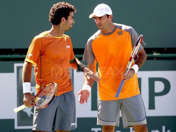 Tecau l-a �nvins pe Mergea si s-a calificat �n semifinalele probei de dublu la Australian Open