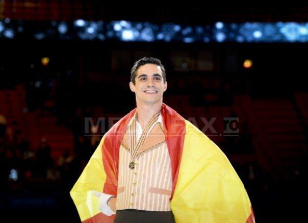 Javier Fernandez, campion european la patinaj artistic pentru a treia oară consecutiv