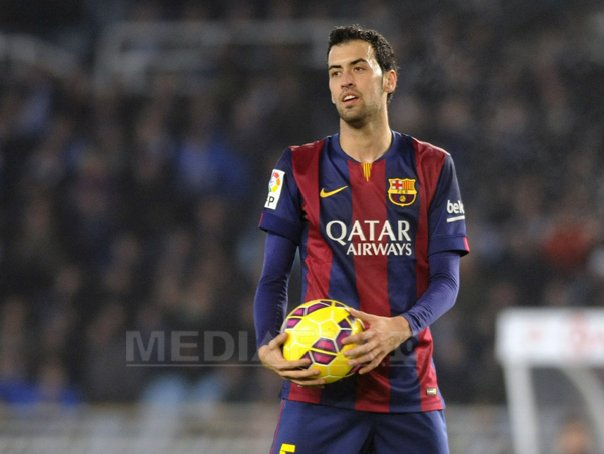 Sergio Busquets îşi prelungeşte contractul cu FC Barcelona