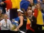 Imaginea articolului Dulgheru şi echipa României au ironizat gestul lui Bouchard de la tragerea la sorţi, după ce românca a învins-o pe canadiancă - VIDEO