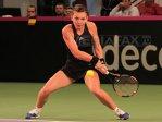 Imaginea articolului Simona Halep, ELIMINATĂ în semifinalele turneului de la Stuttgart de Caroline Wozniacki. Daneza învinge cu scorul de 7-5, 5-7, 6-2