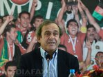 Imaginea articolului BBC: Michel Platini, susţinut de patru confederaţii, va candida la preşedinţia FIFA